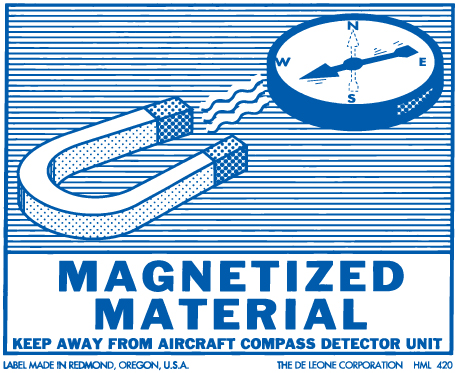 Specializing in magnets, air transportation of magnetic