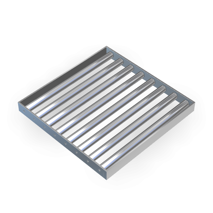 Magnetic Filter L410mmXW410mmXH40mm Frame