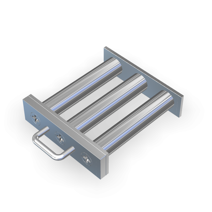Magnetic Filter L150mmXW150mmXH40mm Ladder/Sheath/Drawer