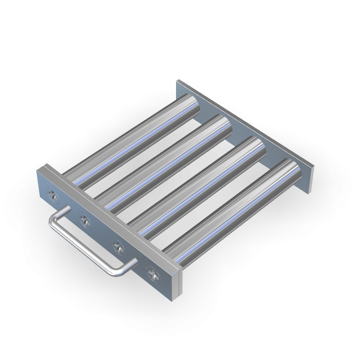 Magnetic Filter L200mmXW200mmXH40mm Ladder/Sheath/Drawer